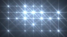 Stage lights loop background stock video footage