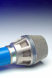 Stage microphone Stock Images