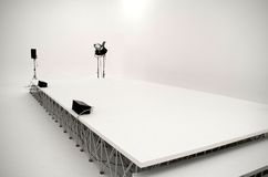 Stage and nothing else