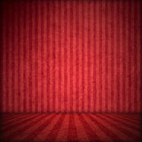Stage red background Royalty Free Stock Images