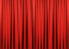 Stage screen. Theatre stage velvet screen background royalty free stock photos