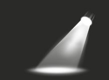 Stage spotlight Royalty Free Stock Images