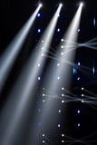 Stage Spotlight Stock Photo
