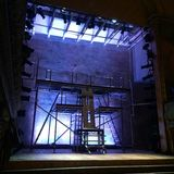 Stage at Wilton's music hall Royalty Free Stock Image