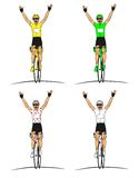 Stage win Royalty Free Stock Photos