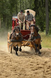 Stagecoach Stock Photography