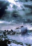 Stagecoach gór skrzyżowanie ilustracji