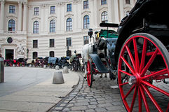 Stagecoaches Stock Image