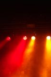Stagelights Royalty Free Stock Photo