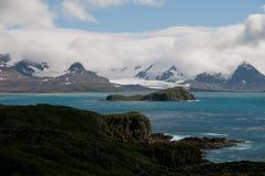 Staggering красота острова белковой частицы стоковое фото