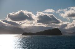 Staggering красота острова белковой частицы стоковые фотографии rf