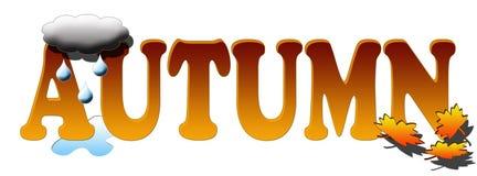 Stagione-autunno Immagini Stock Libere da Diritti