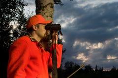 Stagione di caccia fotografia stock