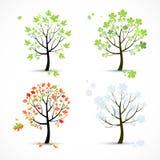 stagioni immagini stock