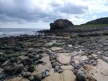 Stagni della roccia Fotografia Stock