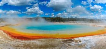 Stagno dell'arcobaleno Fotografie Stock Libere da Diritti