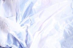 Stagnola bianca Fotografie Stock