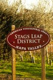 Stags Leap AVA Stock Photos