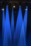 Stahe Leuchten Lizenzfreie Stockbilder