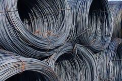 Stahl stockbild