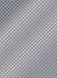 Stahl mit Löchern Stockbilder