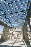 Stahl Roof-08 Lizenzfreies Stockfoto