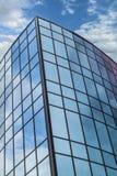 Stahl und Glas Stockfotografie