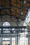 Stahlbau Lizenzfreies Stockfoto