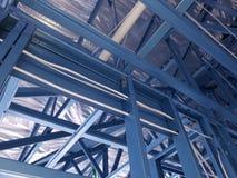 Stahlbauhaus Stockbilder