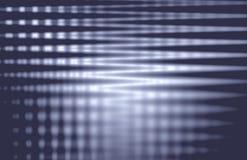 Stahlblau-Plaid-Unschärfen-Hintergrund Stockbild