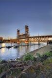 Stahlbrücke Portland Oregon 4 Lizenzfreie Stockfotografie