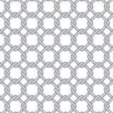 Stahldrahtgewebebeschaffenheit mit weißem Hintergrund, Illustrat Stockbilder