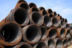 Stahleisenlager Lizenzfreies Stockbild