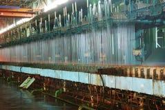 Stahlerzeugungeisenarbeiten Lizenzfreies Stockbild