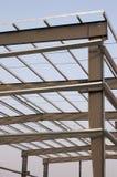 Stahlfelder Lizenzfreies Stockfoto