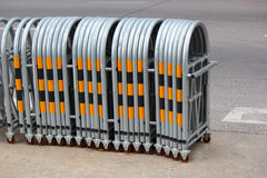 Stahlfelgeverkehr. Stockbilder