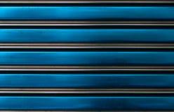 Stahlfensterladenrolltor-Hintergrunddetail Lizenzfreie Stockbilder