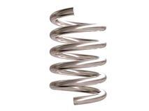 Stahlfrühling Stockbild