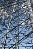 Stahlgerüst Lizenzfreies Stockbild