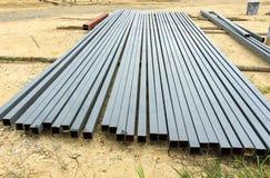 Stahlgestänge Stockfotografie
