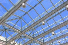 Stahlgestaltung Stockbild