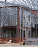 Stahlgestaltung Lizenzfreies Stockbild