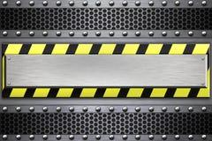Stahlhintergrund Lizenzfreie Stockfotos