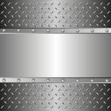 Stahlhintergrund Stockfotografie
