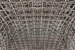 Stahlkonstruktion lizenzfreies stockfoto