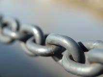 Stahlkreisläuf Lizenzfreies Stockbild