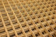 Stahlmatten lizenzfreie stockbilder