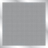 Stahlmetallhintergrund Lizenzfreies Stockfoto