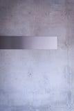 Stahl Metallplatten lizenzfreie stockfotografie