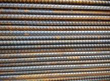 Stahlmusterhintergrund stockbilder